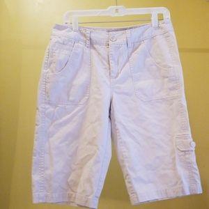 Rafaella cargo shorts